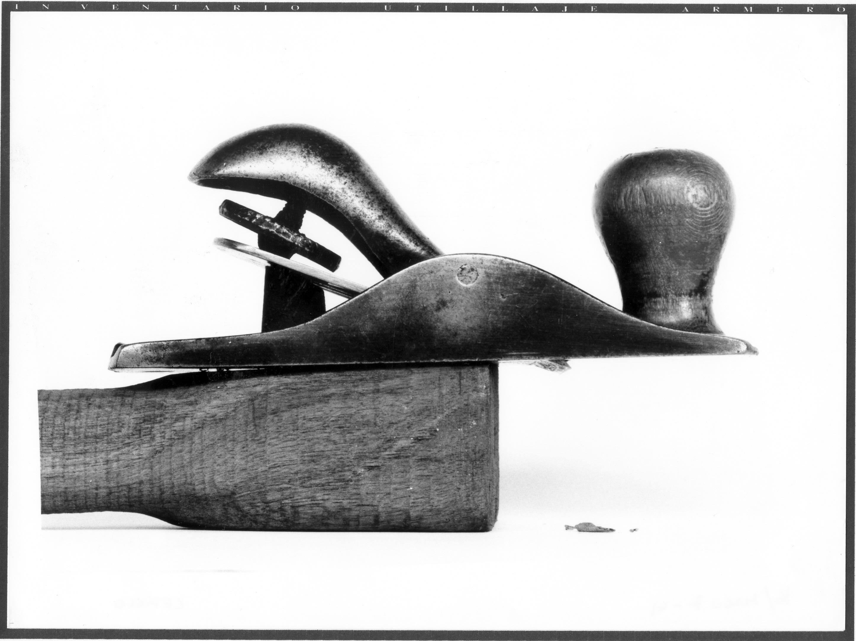 Cepillo de carpintero