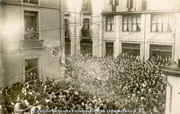 Calle Bittor Sarasketa