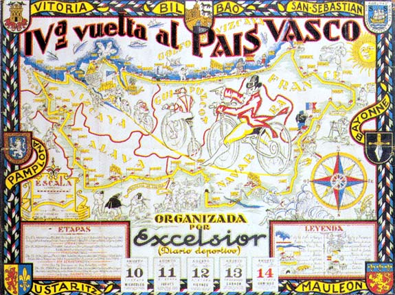 IV. Vuelta al País Vasco.