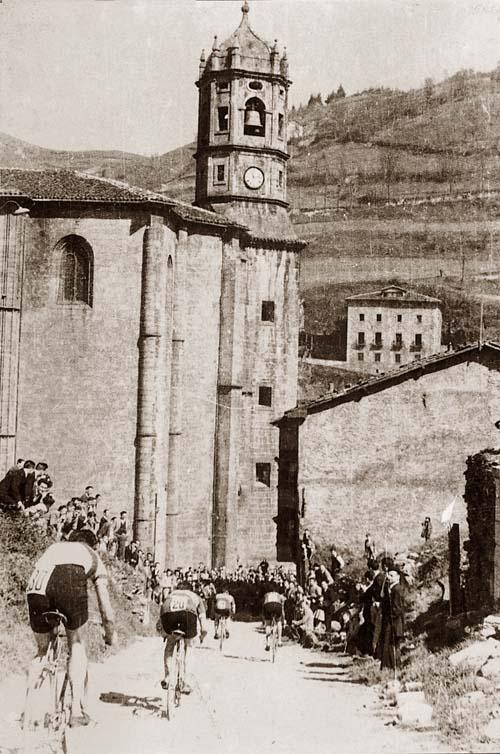 1951. XVI Campeonato de España de ciclocross.