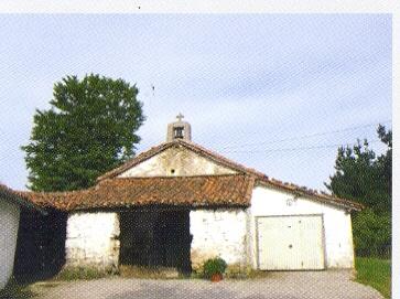 Ermita de San Pedro de Akondia.
