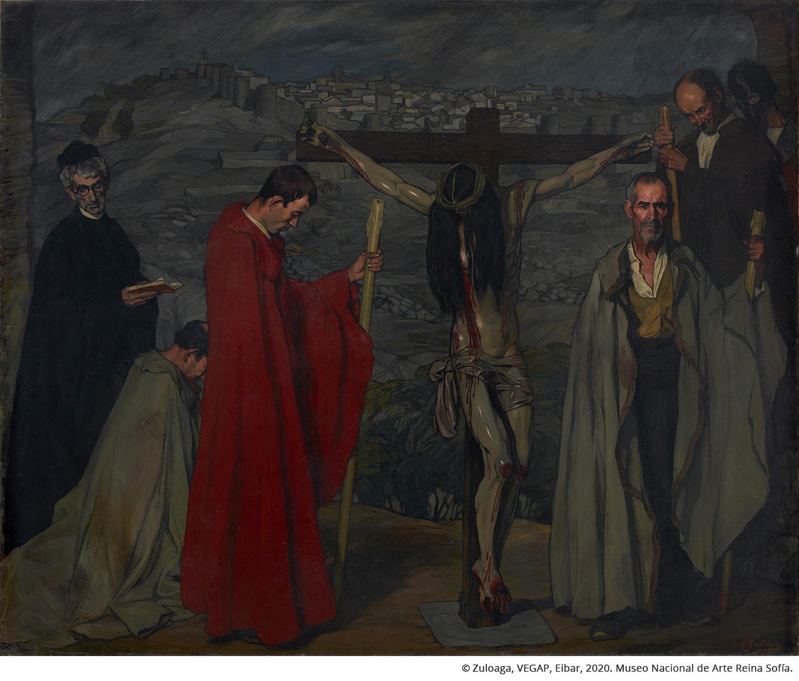 El Cristo de la Sangre