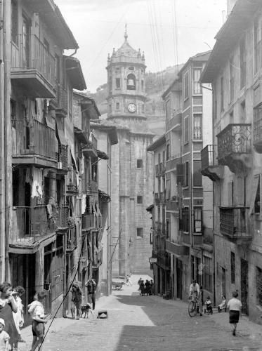 Calle Elgetakale 1920