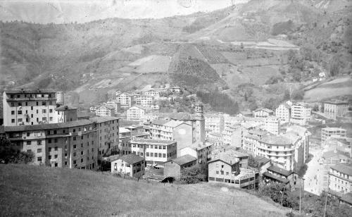 Centro de Eibar 1950