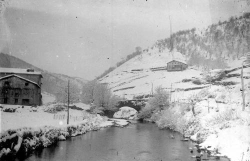 Puente de  Amaña