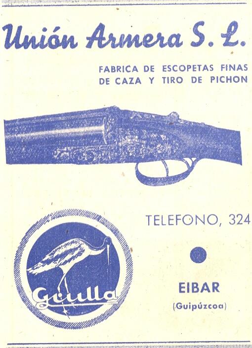 104) Unión Armera s.l