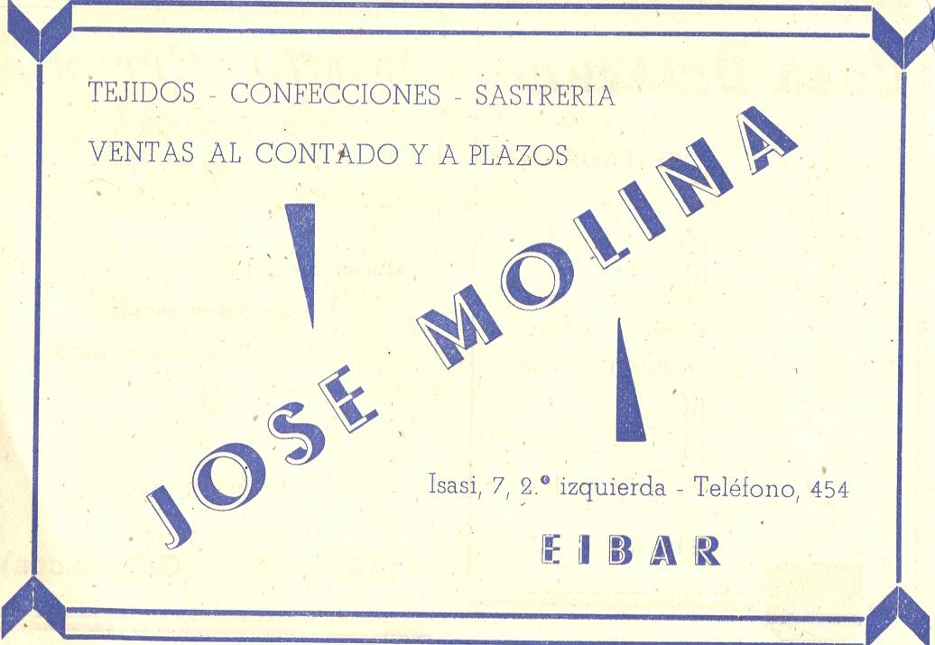 66) Jose Molina
