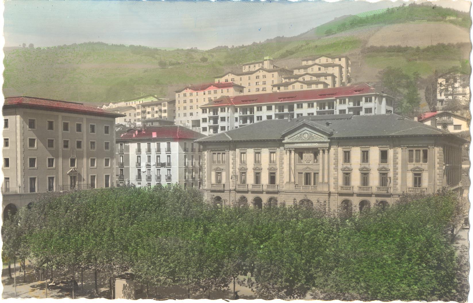 Eibar, 1956