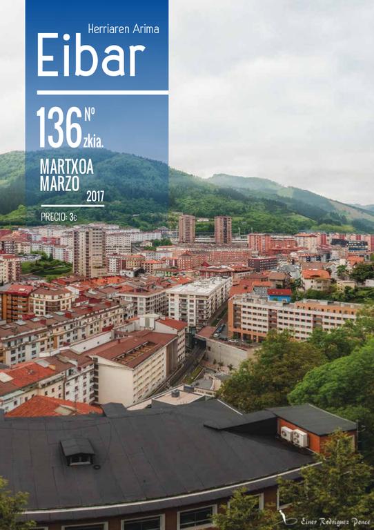 La revista Eibar sigue adelante con un gran cambio de imagen: 44 ...