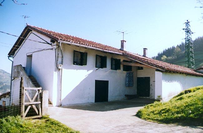 Urkidi Kurutzekoa / Kurutzekua (Kiñarra)