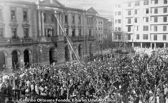 1931ko apirilak 14, 2. Errepublikaren aldarrikapena