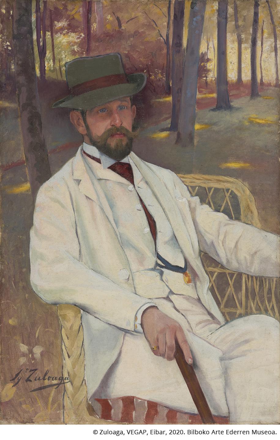Retrato del conde de Campo Alegre