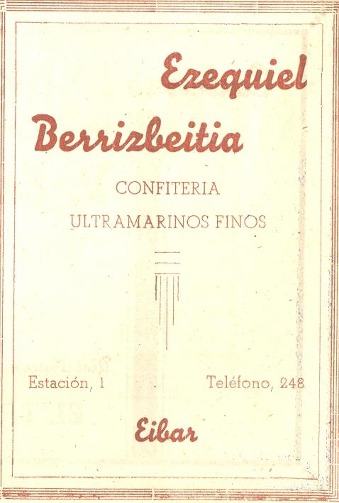 37) Ezequiel Berrizbeitia (confiteria, ultramarinos finos)