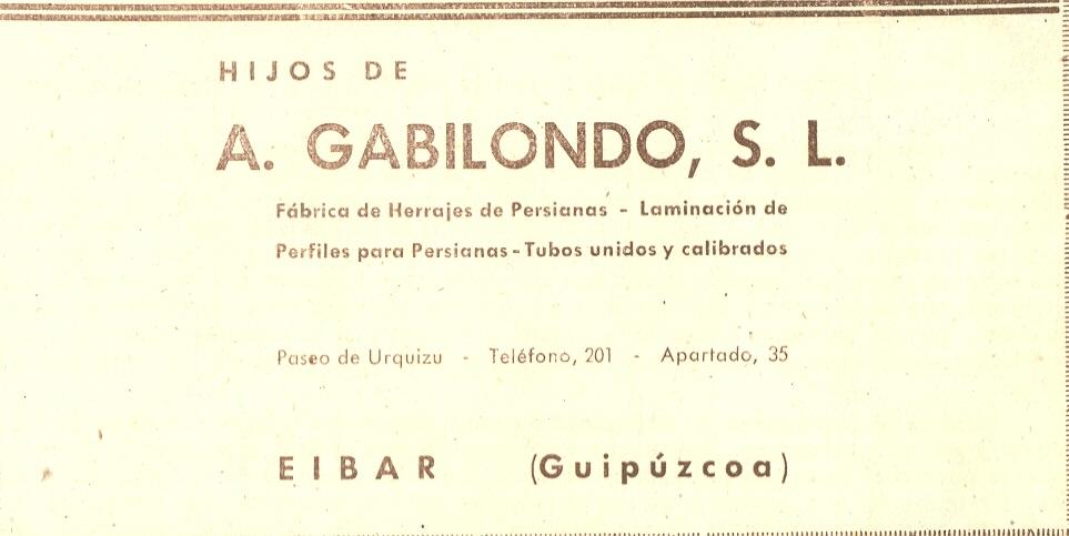 53) Hijos de A. Gabilondo