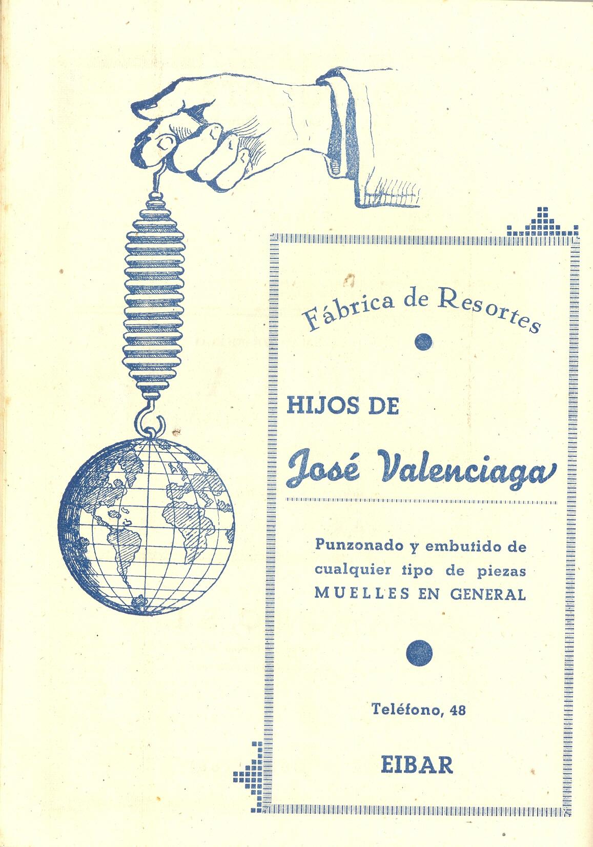 56) Hijos de José Valenciaga