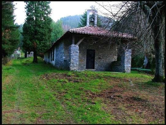 San Salbador, Kiñarra, Eibar