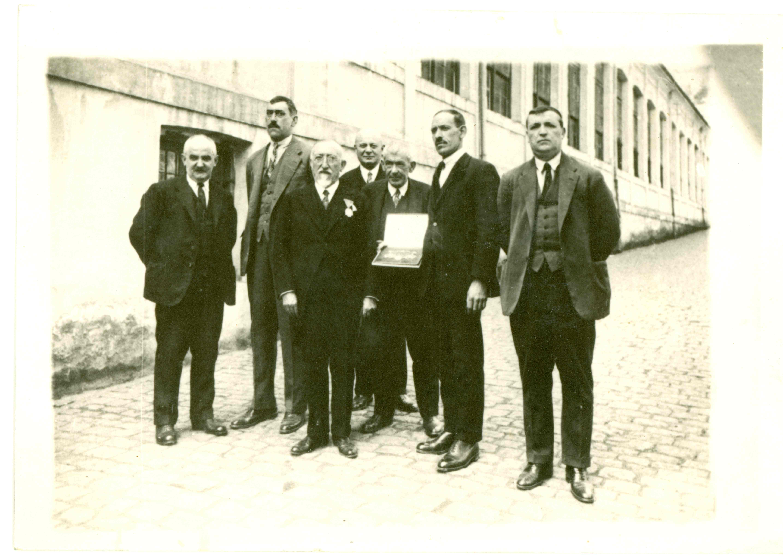 Paciano Arosa, Orbea fabrikan