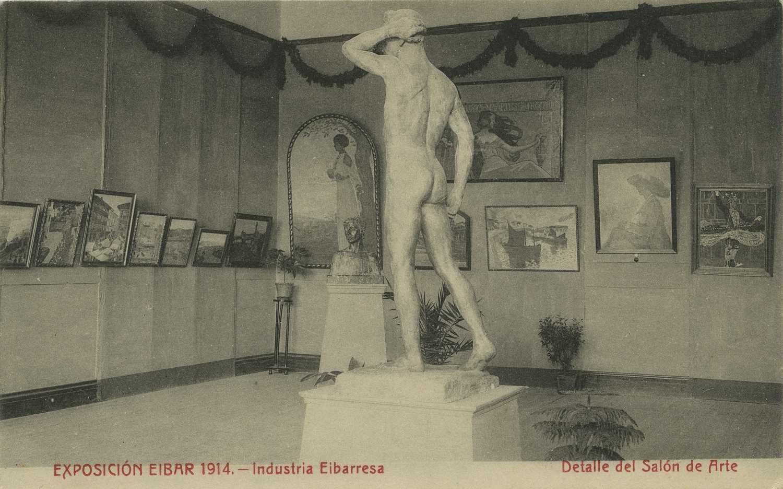 Arte eta industrien erakusketa, Eibar 1914 (02)