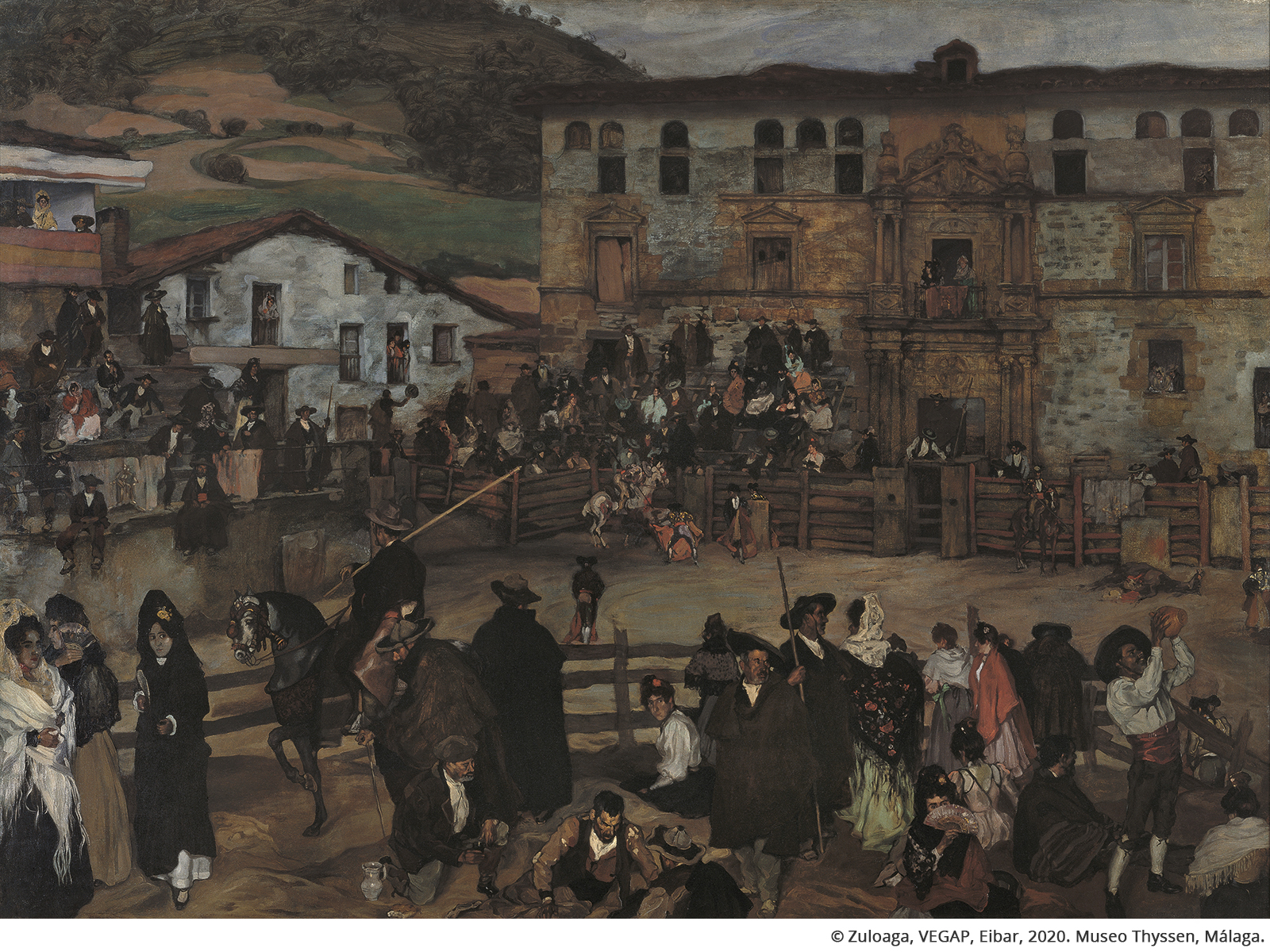 Ignacio Zuloaga (1870-2020) - Zezenketa Eibarren