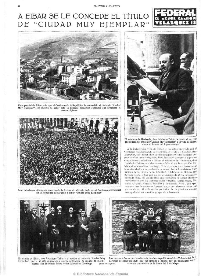Mundo gráfico, 1931/05/13
