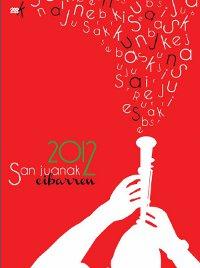 Sanjuanetako egitaraua 2012
